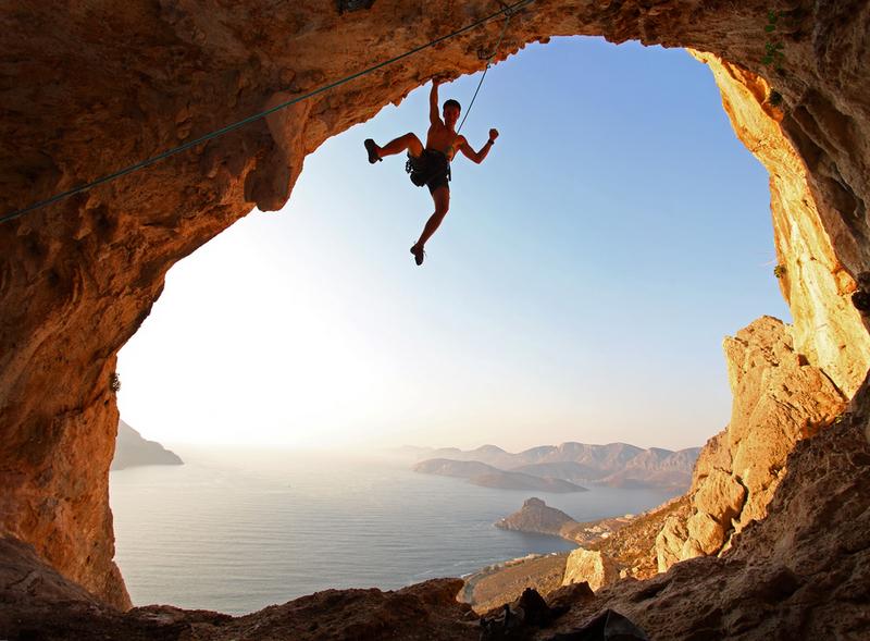 Le grimpeur et la perte de poids