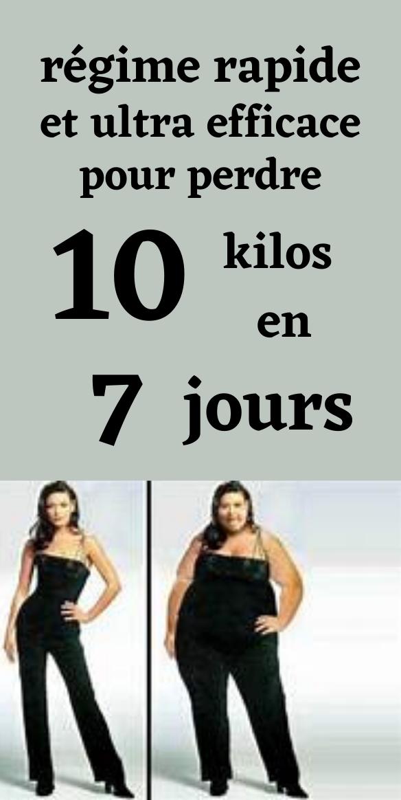 perdre du poids tout compris