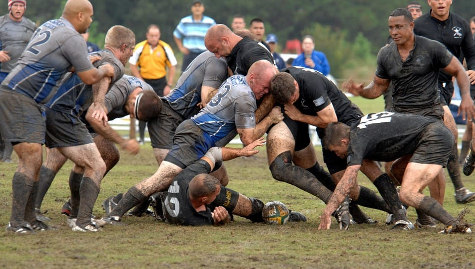 perte de graisse pour le rugby