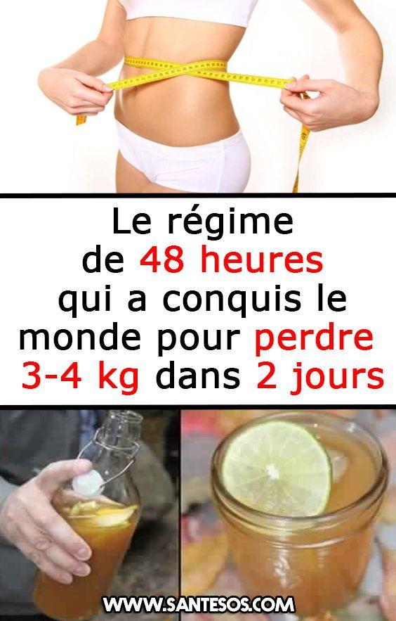 Perte de poids 3z / h