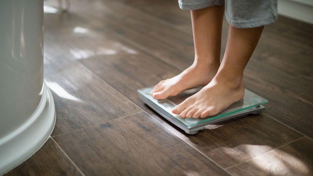 perte de poids attendue après laccouchement