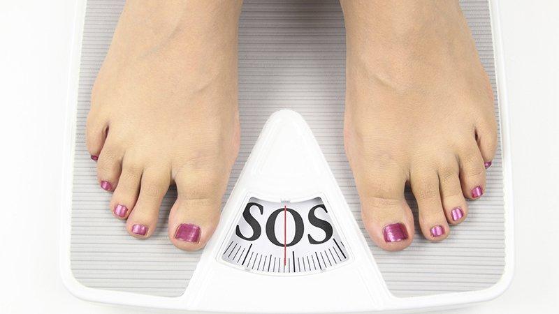 perte de poids avant de tomber enceinte