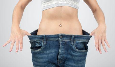 perte de poids des augmentations de jambe