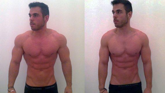 Ross Edgley explique comment perdre plus de 10 kilos en seulement 24 heures