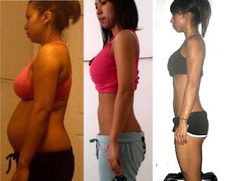 Comment maigrir de 21 kilos en 6 mois ? Voici le programme de Tanya
