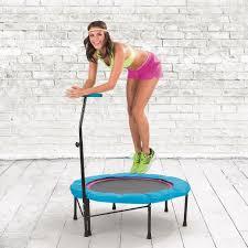 Blog - Maigrir et garder la ligne avec le trampoline : Fitness & Cardio | Kangui trampolines