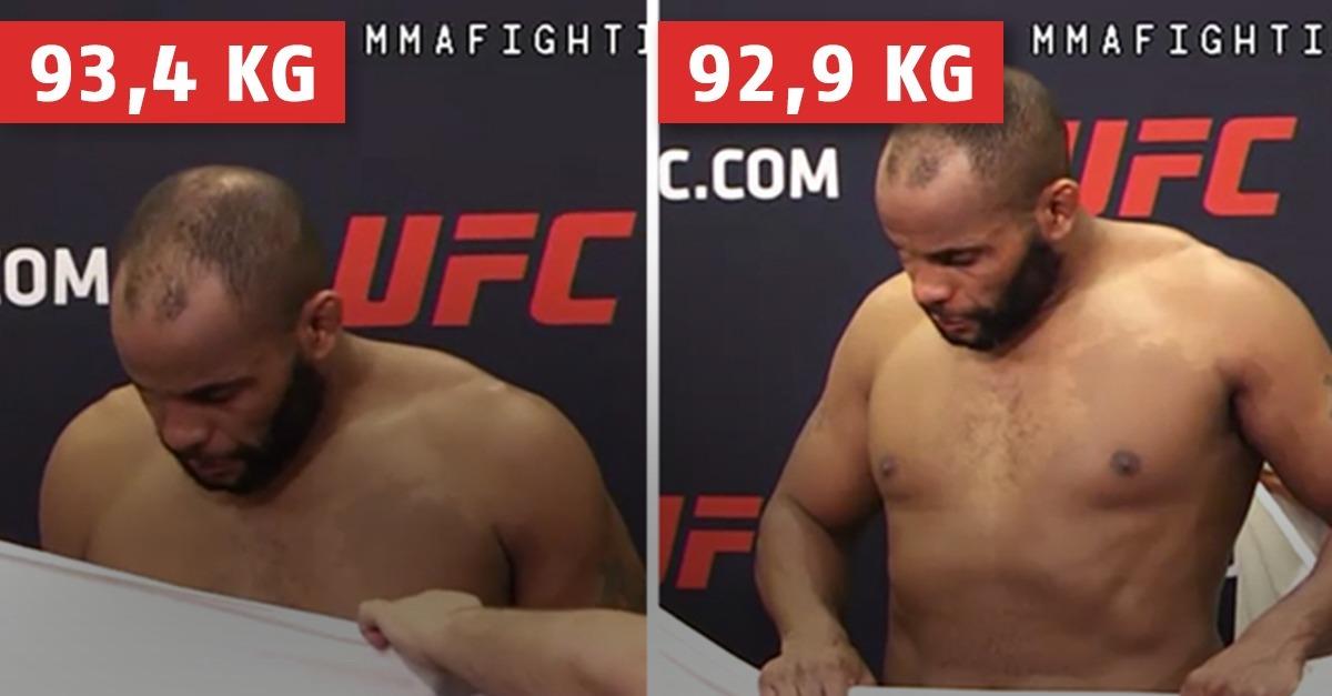 perte de poids pour les combattants