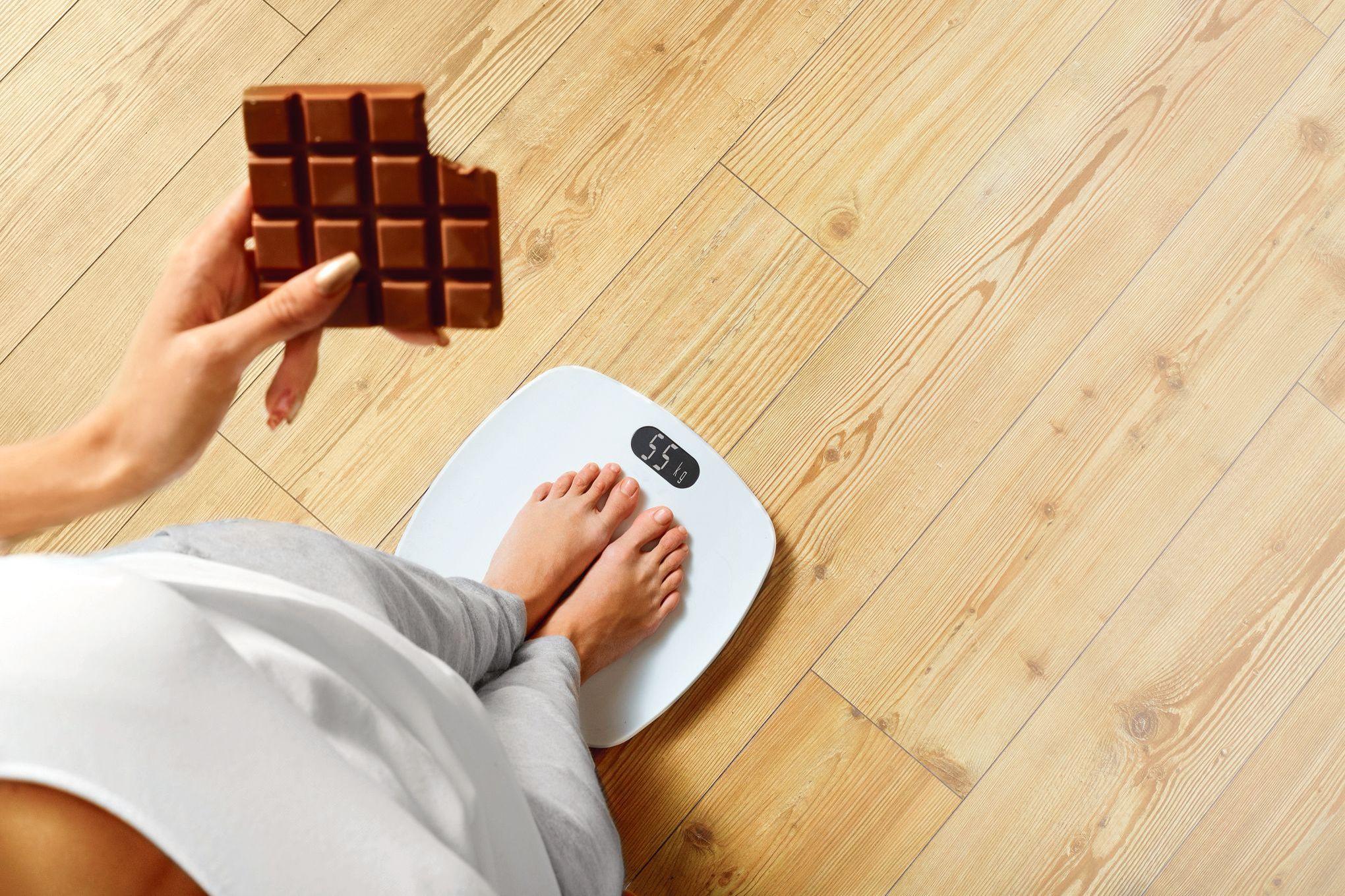 Pourquoi certaines personnes ne prennent pas de poids ?