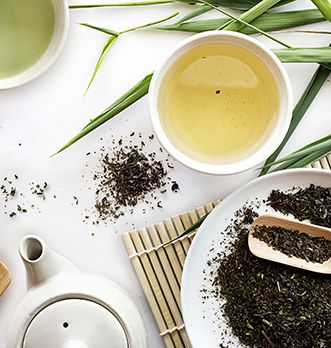 quel type de thé aide à perdre du poids