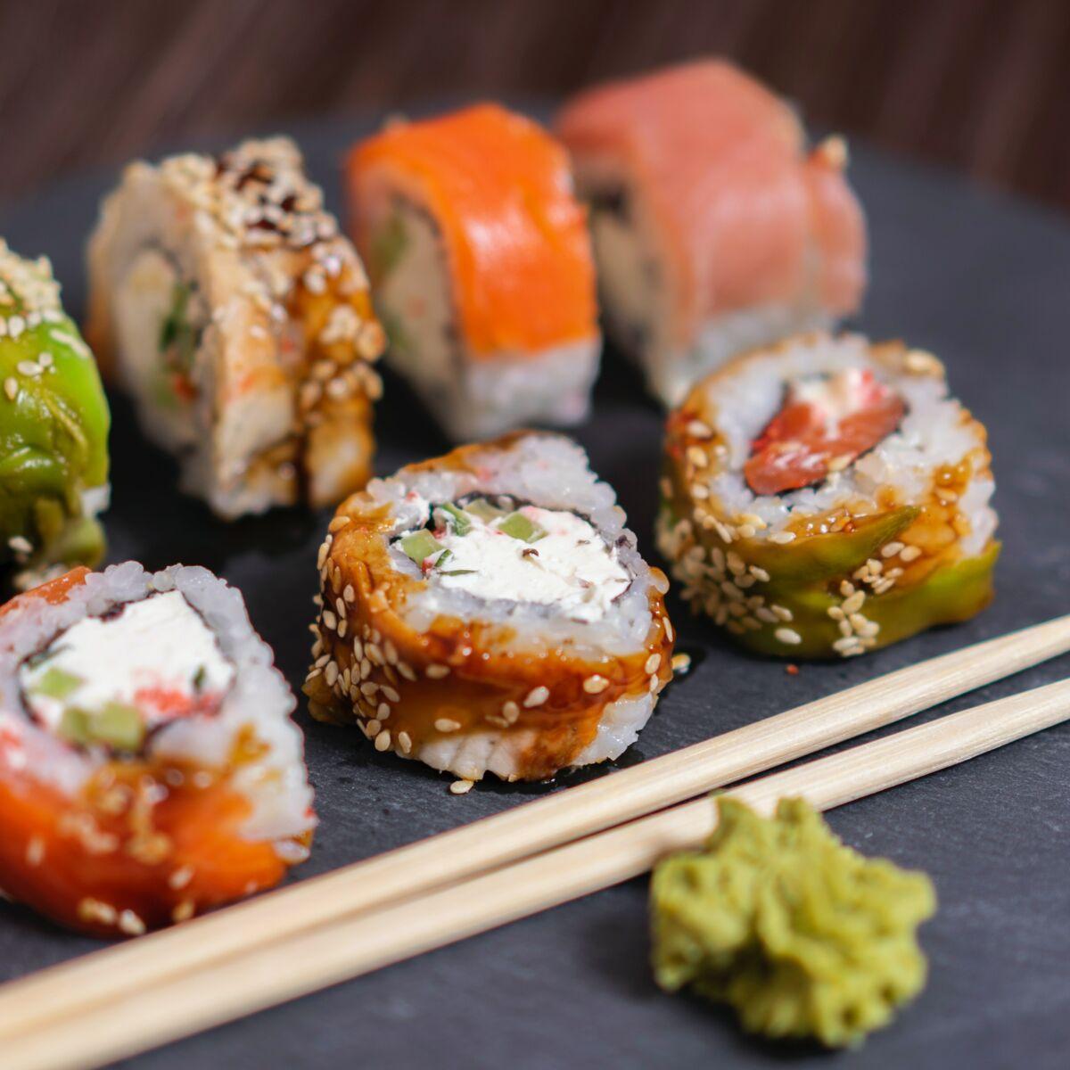 Sushis : bon ou mauvais pour la santé ?   Conseils diététiques, Alimentation, Diététique