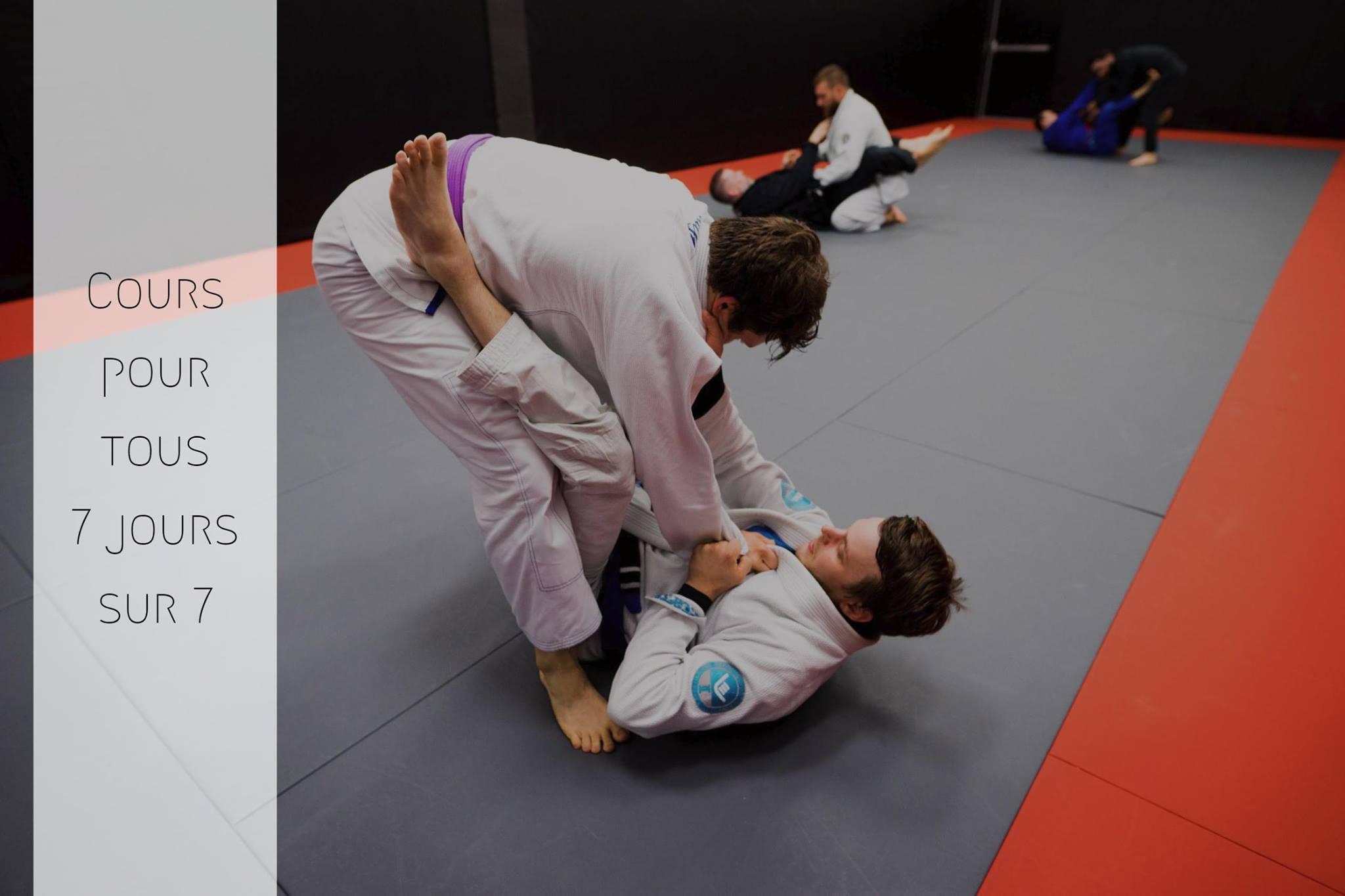 vais-je perdre du poids en faisant du jiu jitsu