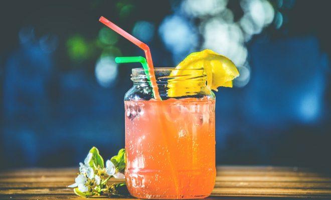 la plupart des cocktails minceur