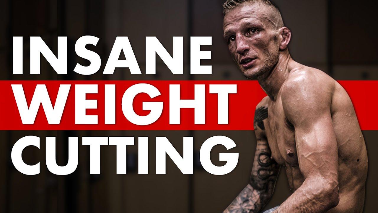 Le Weight-Cut en MMA- ou l'Art de se tirer un obus dans le pied