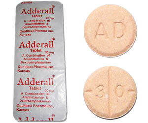 Adderall XR - Utilisations, Effets secondaires, Interactions - gustavo-moncayo.fr