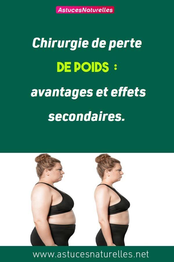 CR500 effets secondaires de perte de poids