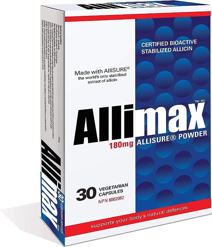 Allicin Max perte de poids