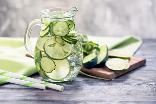 boissons mélangées saines pour perdre du poids