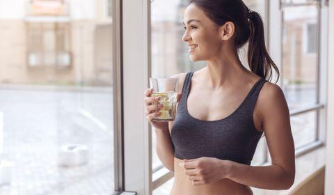perte de poids après vos règles