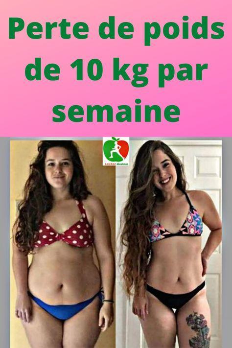 38 semaines de perte de poids