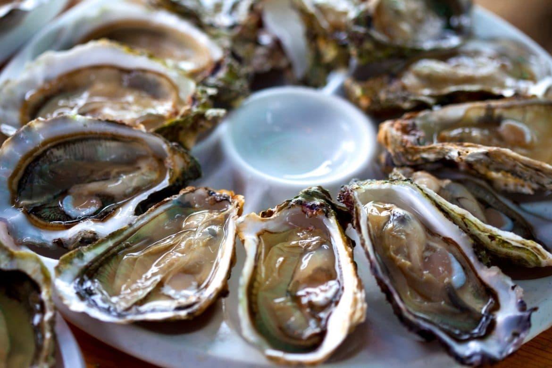 huîtres pour perdre du poids mutinerie canal 4 perte de poids