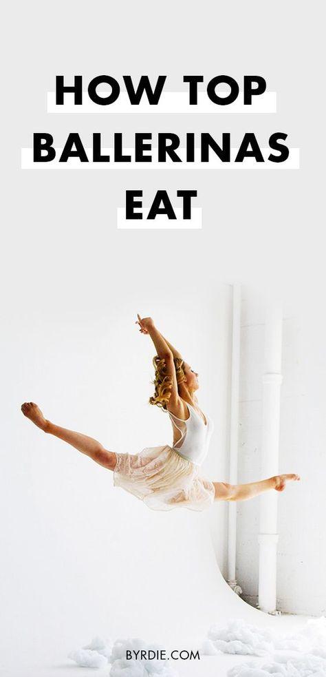 comment perdre du poids en faisant du ballet