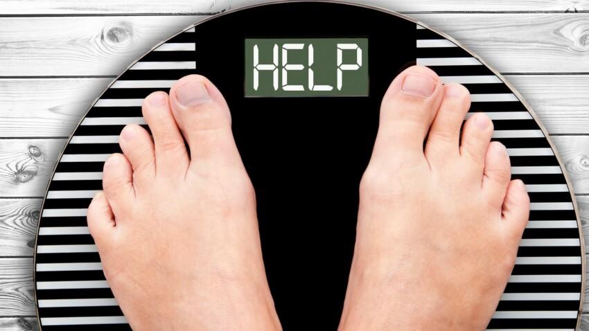 pas de perte de poids