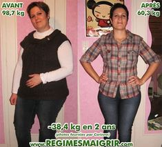 Histoires de réussite de perte de poids de 30 kg