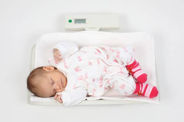 Bébé ne prend pas de poids, que faire ? – Laboratoire PediAct