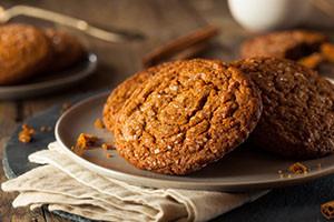 Biscuits diététiques à l'avoine, au lin et au sésame pour les petites faims