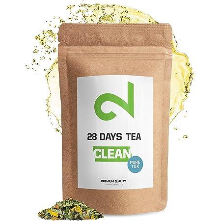 meilleure marque de thé de perte de poids