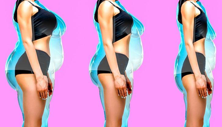Découvrez les 4 façons les plus rapides de perdre une taille - Améliore ta Santé