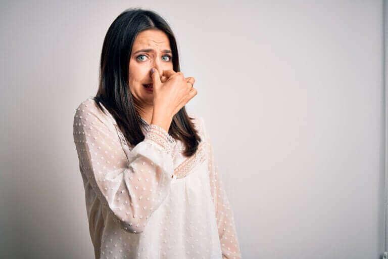 la perte de poids provoque une odeur corporelle