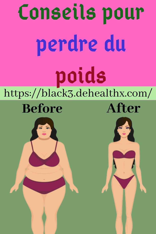 meilleurs et faciles conseils de perte de poids