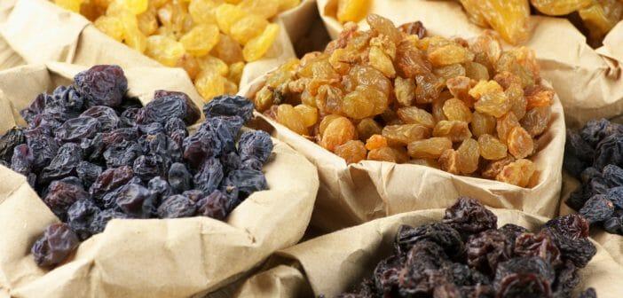 perdre du poids avec du son de raisin sec