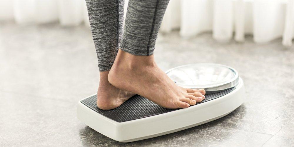 lasthme est parti après une perte de poids résultats de perte de poids dâge moyen