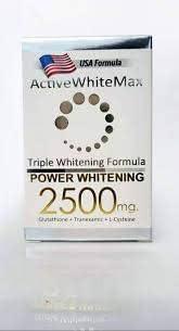 revue de blanchiment et minceur active white max
